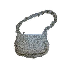 کیف دستی بافتنی زنانه